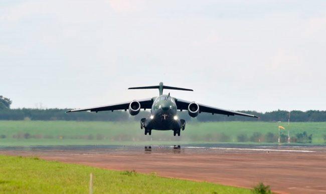 Portugal compra cinco KC-390 da Embraer