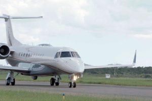 Centro de Serviços da Embraer em Sorocaba realiza primeira revitalização completa de Legacy 600