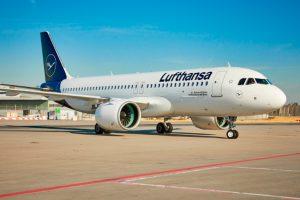 Grupo Lufthansa compra aviões da nova geração para pequeno e médio curso