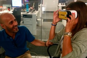 Grupo Lufthansa apresenta Realidade Virtual em Lisboa