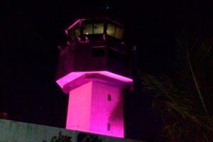 O Aeroporto de Macapá promove Campanha Outubro Rosa