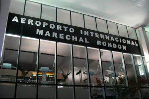 Aeroporto de Cuiabá é o terminal brasileiro mais pontual da América Latina