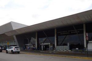Aeroporto de Cuiabá comemora 61 anos de operações