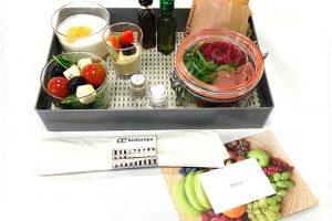 Menus orgânicos da Air Europa recebem prêmio