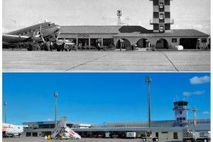 Aeroporto de Vitória comemora 42 anos