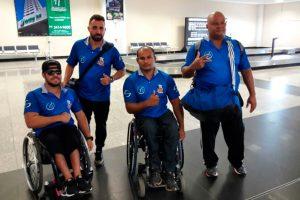 Aeroporto de Goiânia receberá delegações de atletas paralímpicos de 15 estados