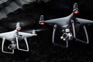 Drones resgatam ao menos 65 pessoas no último ano