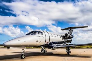 Embraer Faz Début do Phenom 100EV na EBACE