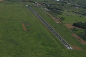 Aeroporto de Ariquemes recebe projeto da Infraero para revitalizar pista