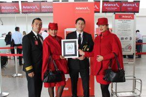 TripAdvisor reconhece a Avianca como melhor companhia aérea da América Latina