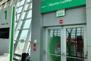 Portões de embarque do Aeroporto de Brasília mudam de nome para homenagear personalidades no Dia da Consciência Negra
