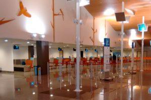 Aeroporto de Rio Branco comemora 19 anos com ações de saúde e melhorias de infraestrutura