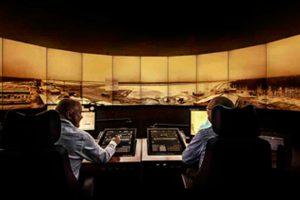 Primeira torre de controle digital do Reino Unido entra em operaçã