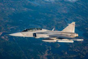 Novo Pod de Interferência para Ataque Eletrônico Aéreo da Saab