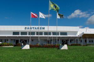 Aeroporto de Santarém registra alta de 21% na movimentação em fevereiro
