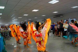Aeroporto de Santarém inicia receptivo aos turistas da Festa do Sairé