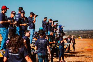 Aeroporto de Brasília promove tarde de fotos e aprendizado sobre aviação