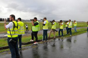 Aeroporto de Santarém recebe 3ª edição do Spotter Day Infraero