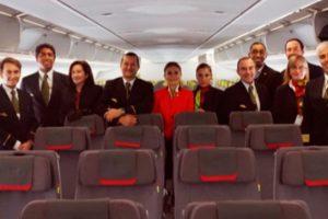 Airbus A330neo da TAP já voa em estreia mundial entre Lisboa e São Paulo