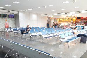 INFRAERO inaugura nova sala de embarque com o dobro de tamanho em Uberlândia