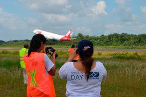 Val-de-Cans recebe 5ª edição do Spotter Day Infraero