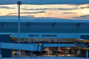 Passageiros apontam Aeroporto de Vitória como o melhor do país