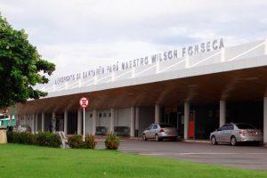 Movimento cresce no Aeroporto de Santarém em janeiro